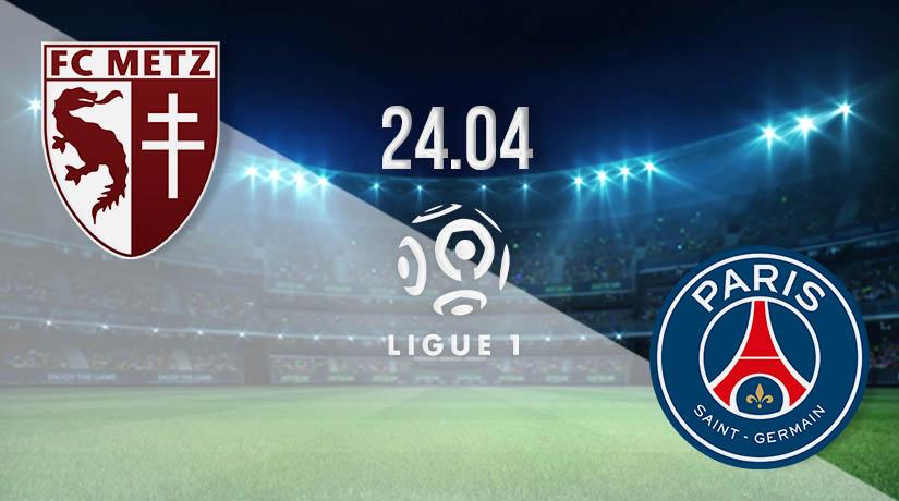 Nhận định bóng đá Metz vs PSG 24/04/2021-1