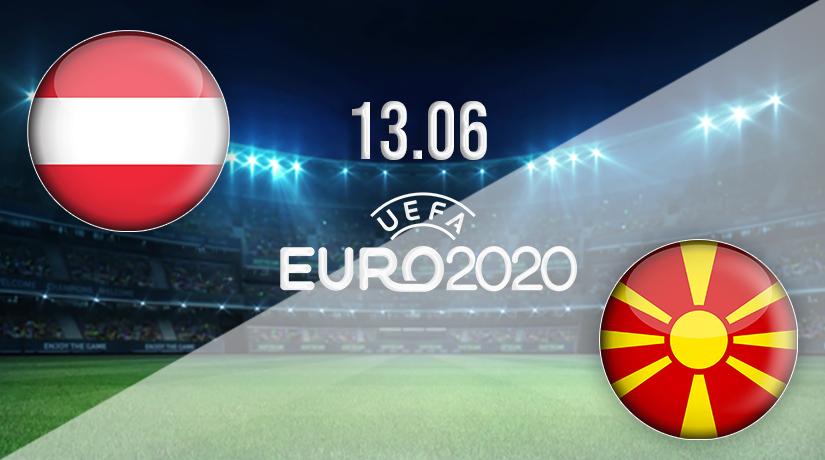 Nhận định bóng đá Áo vs Bắc Macedonia 13/06/2021-1