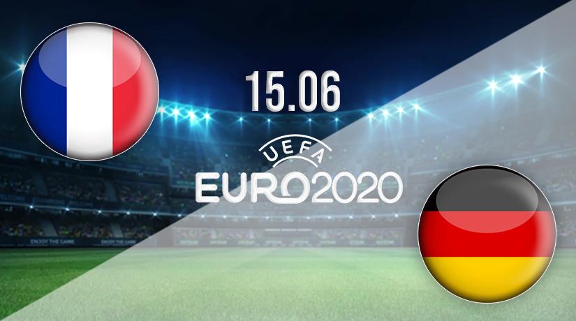 Nhận định bóng đá Pháp v Đức 16/06/2021-1