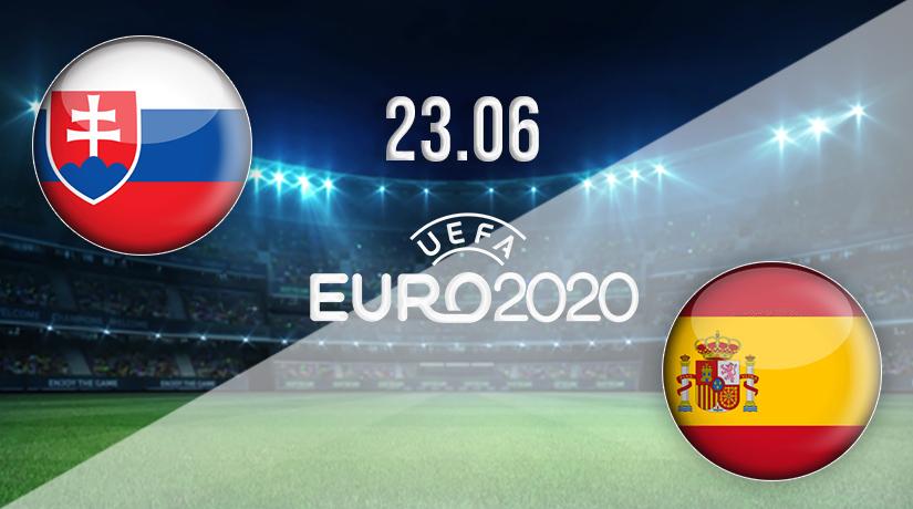 Nhận định bóng đá Slovakia vs Tây Ban Nha 23/06/2021-1