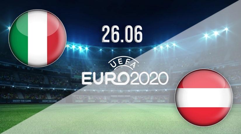 Nhận định bóng đá Ý vs Áo 27/06/2021-1