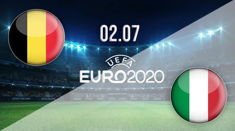 Nhận định bóng đá Bỉ v Ý 03/07/2021-1
