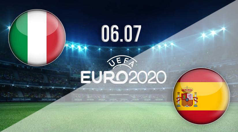 Nhận định bóng đá Ý và Tây Ban Nha 07/07/2021-1