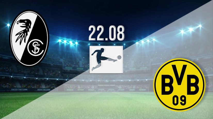 Nhận định bóng đá Freiburg v Borussia Dortmund 22/08/2021-1