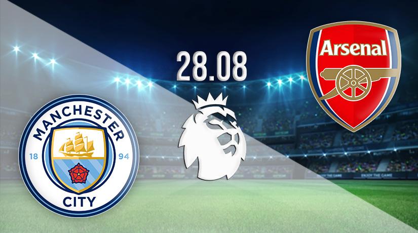 Nhận định bóng đá Manchester City vs Arsenal 28/08/2021-1