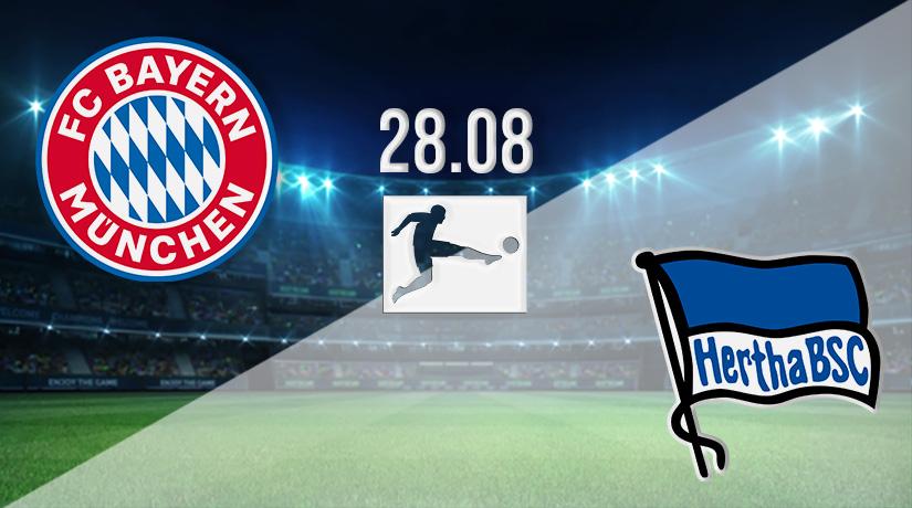 Nhận định bóng đá Bayern Munich vs Hertha Berlin 28/08/2021-1