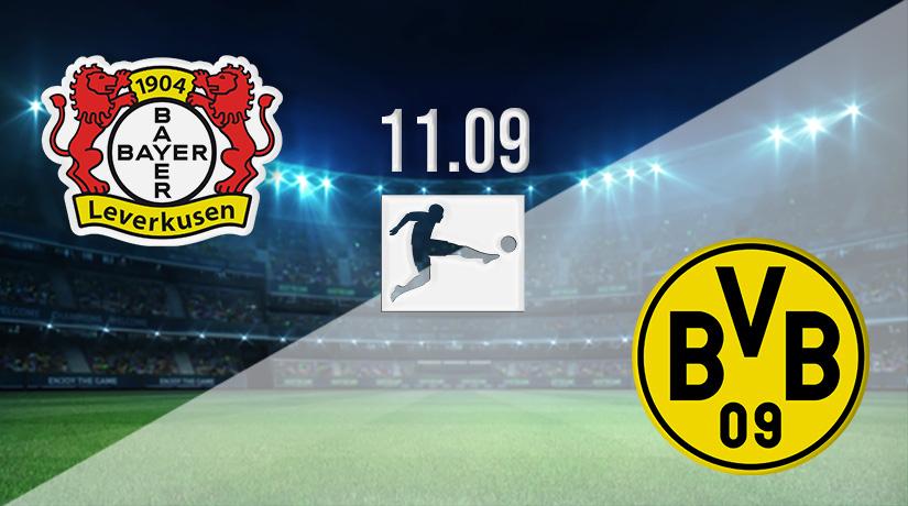 Nhận định bóng đá Leverkusen vs Dortmund 11/09/2021-1